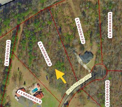 Anderson County Residential Lots & Land For Sale: Lot 13 Fieldstone Way