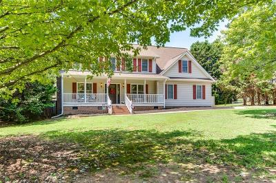 Anderson County Single Family Home For Sale: 132 Wilson Way