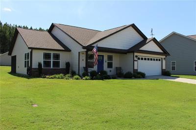 Clemson, Seneca Single Family Home For Sale: 166 Madison Pointe Drive