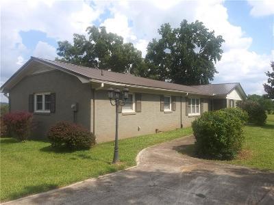 Six Mile Single Family Home For Sale: 868 Mount Olivet Road