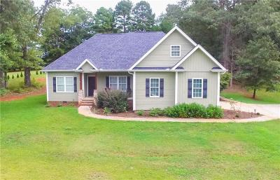 West Union Single Family Home For Sale: 603 Bryant Crossing Drive