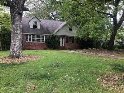 Clemson Single Family Home For Sale: 111 Strode Circle