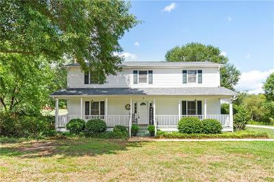 Anderson Single Family Home For Sale: 211 Green Valley Road