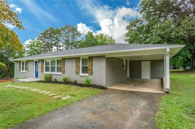 Easley Single Family Home For Sale: 113 Summit Drive