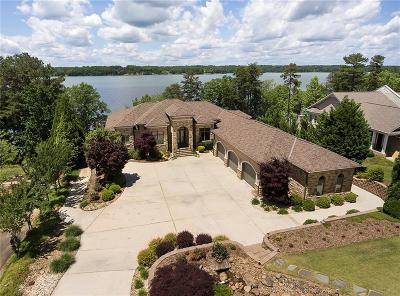 Anderson SC Single Family Home For Sale: $1,475,000