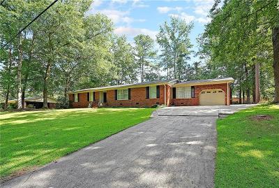 Easley Single Family Home For Sale: 118 Sabra Drive
