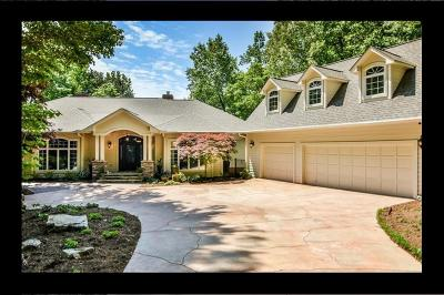 Keowee Key Single Family Home For Sale: 4 Point North Drive