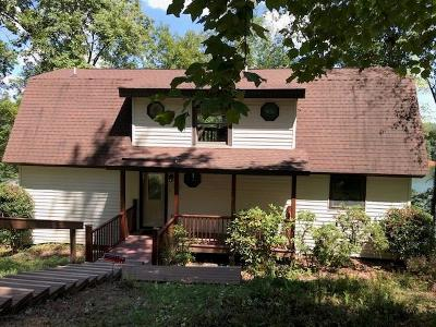 Single Family Home For Sale: 709 Seminole Point Road