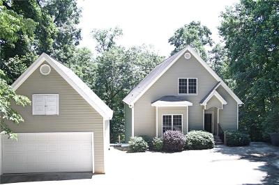 Lavonia, Martin, Toccoa, Fair Play, Westminster Single Family Home For Sale: 211 Riverlake Road