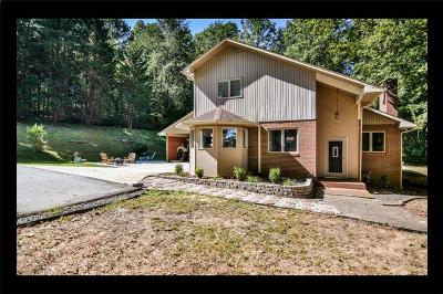 West Union Single Family Home For Sale: 124 Honeywood Drive
