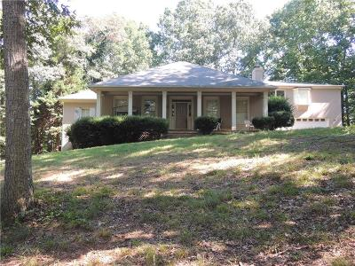 Anderson Single Family Home For Sale: 235 Inlet Pointe Drive