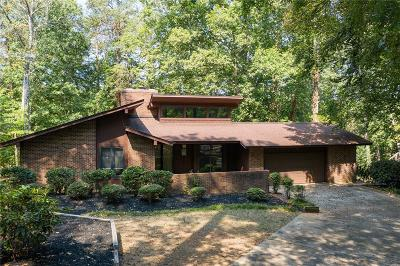 Lavonia, Martin, Toccoa, Hartwell, Lake Hartwell, Westminster, Anderson, Fair Play, Starr, Townville, Senca, Senea, Seneca, Seneca (west Union), Seneca/west Union, Ssneca, Westmister, Wetminster Single Family Home For Sale: 121 Circle Drive