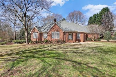 Anderson Single Family Home For Sale: 302 Burning Tree Road