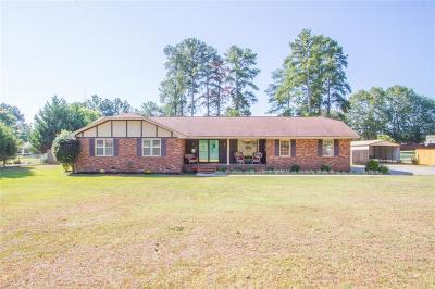 Anderson SC Single Family Home For Sale: $189,900
