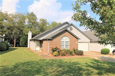 Anderson Single Family Home For Sale: 1328 Cobbs Glen Drive