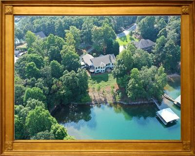 Oconee County, Pickens County Single Family Home For Sale: 349 N Summit Drive