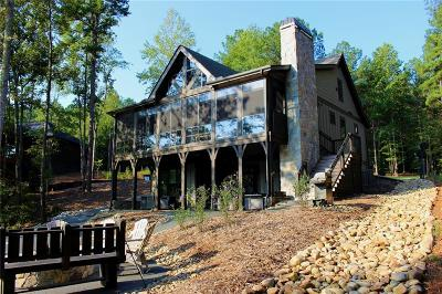 Oconee County, Pickens County Single Family Home For Sale: 382 Hideaway Cove Drive
