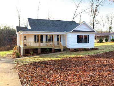 Pickens Single Family Home For Sale: 415 Bolding Road