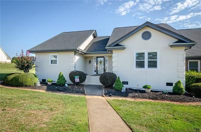 Anderson SC Single Family Home For Sale: $134,900