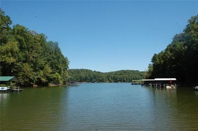 Lavonia, Martin, Toccoa, Fair Play, Westminster Residential Lots & Land For Sale: 651 Waters Edge Drive