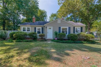 Anderson Single Family Home For Sale: 114 Beulah Drive
