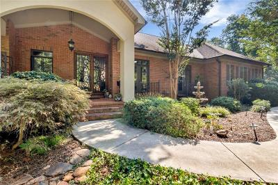Single Family Home For Sale: 300 Groveview Lane