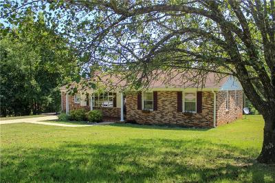 Easley Single Family Home For Sale: 622 Anthony Road