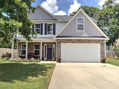 Anderson County Single Family Home For Sale: 1017 Blythwood Drive