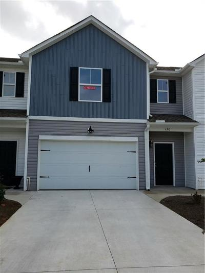 Anderson County Townhouse For Sale: 130 Heritage Place Drive