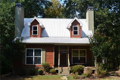 Single Family Home For Sale: 133 Stillwater Road