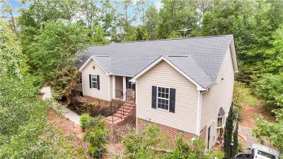Anderson SC Single Family Home For Sale: $199,900