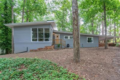 Anderson SC Single Family Home For Sale: $194,900