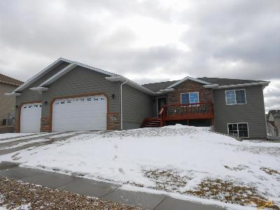 Rapid City SD Single Family Home Sold: $319,000