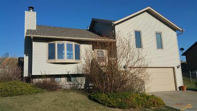 Rapid City SD Single Family Home Sold: $198,000