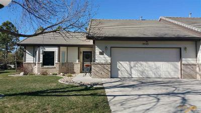 Rapid City SD Condo/Townhouse Sold: $221,500