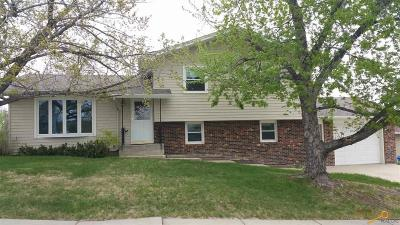 Rapid City SD Single Family Home Sold: $175,000