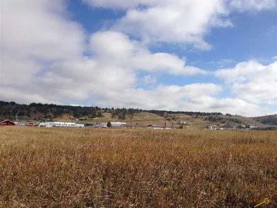 Summerset SD Commercial Lots & Land For Sale: $872,452