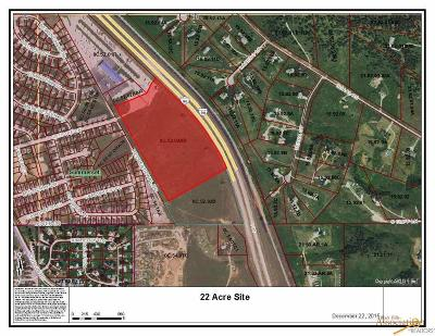 Commercial Lots & Land For Sale: 22.30 Ac Recreational Dr