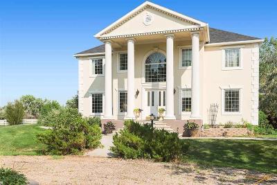 Rapid City Single Family Home For Sale: 4400 Reservoir