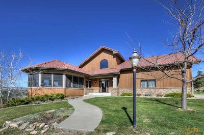 Whitewood Single Family Home For Sale: 20492 Crook Mountain Rd