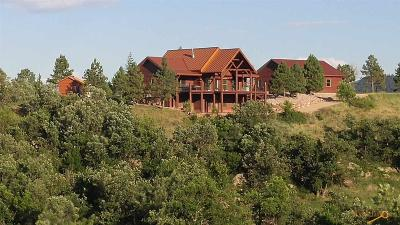 Spearfish Single Family Home For Sale: 11541 Ridley Rd