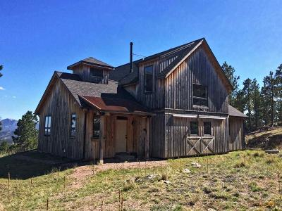 Hill City Single Family Home For Sale: 12329 Log Cabin Rd