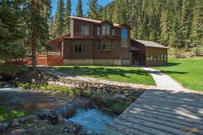 Lead Single Family Home For Sale: 21523 Hanna Rd