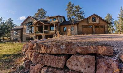 Rapid City Single Family Home For Sale: 8165 Stirrup Ct