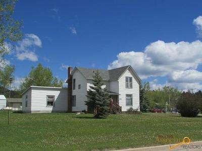 Custer Single Family Home For Sale: 847 Crook St