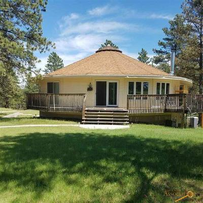 Hot Springs Single Family Home For Sale: 12749 Ridgeview Dr