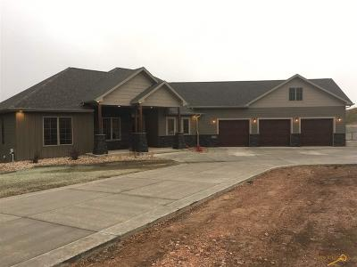 Rapid City Single Family Home For Sale: 1474 Pevans Pkway