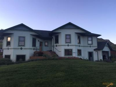 Spearfish Single Family Home For Sale: 1724