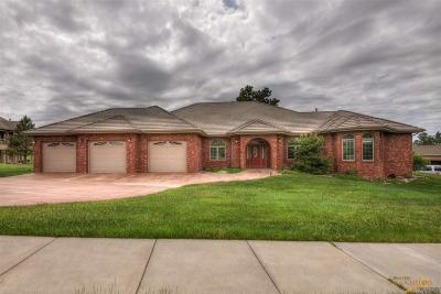 Rapid City Single Family Home For Sale: 6713 Carnoustie Ct.