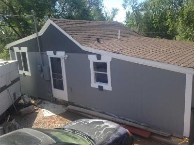 Single Family Home For Sale: 1111 Zinc St